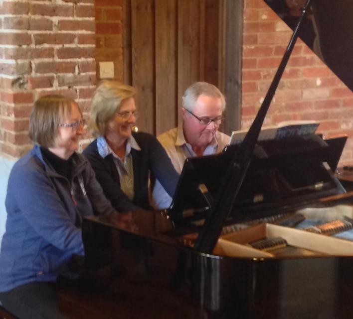 Barns weekend trio 2017