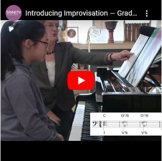 Introducing Improvisation link to video series