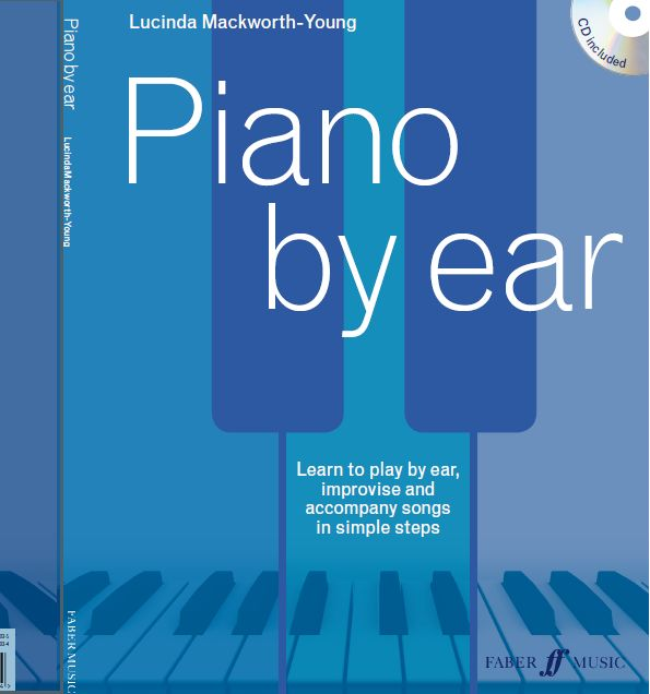 Piano by Ear book cover