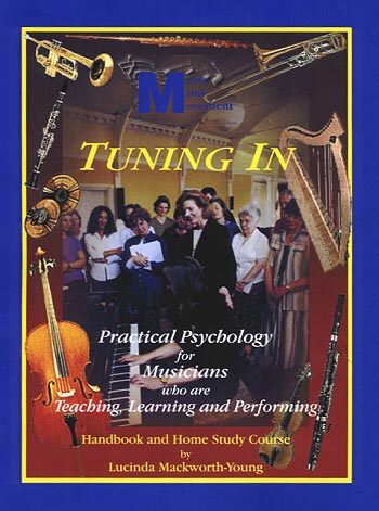 """Tuning In"" book cover"